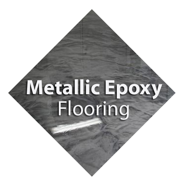 Metallic Epoxy Flooring Belfast