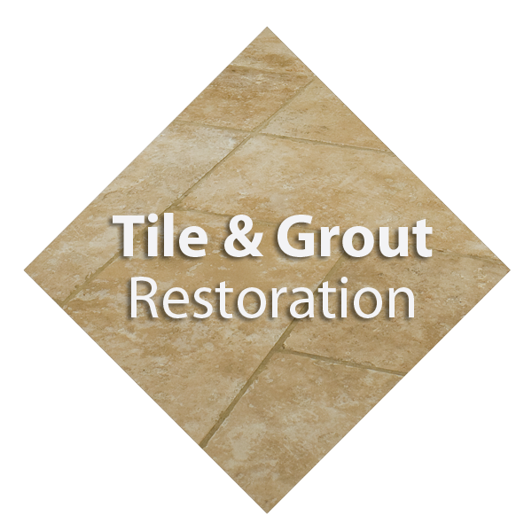 Tile Floor and Grout Restoration