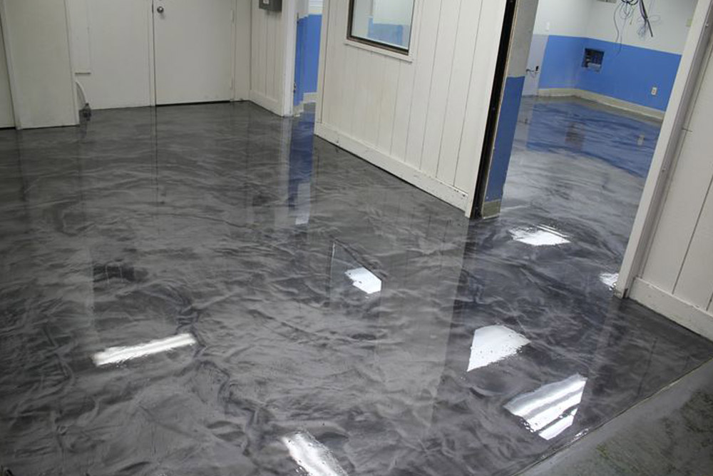 Metallic Epoxy Flooring Tile Stone Floor Solutions